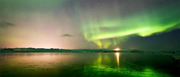 aurora borealis kanada