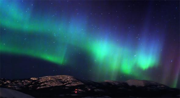 аурора бореалис поларна светлина