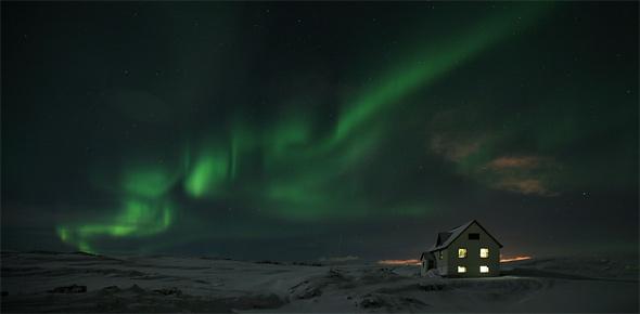 foto polarna svetlina