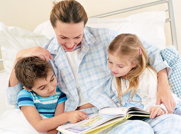 Како да го натерате вашето дете да чита за време на распуст