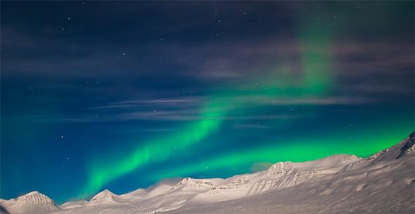 pejsaz polarna svetlina
