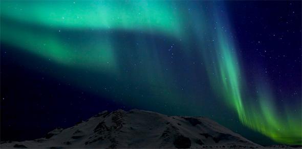 polarna svetlina nokje