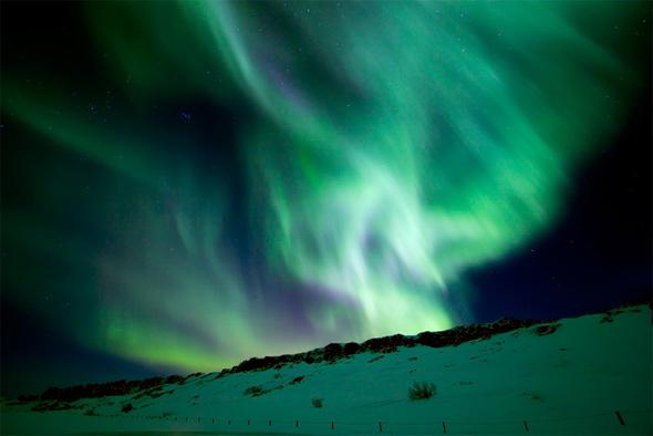 polarna svetlina priroda ubavina