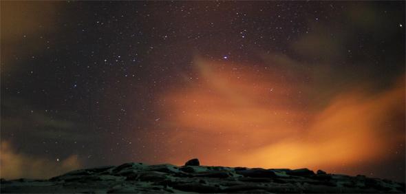 priroda polarna svetlina